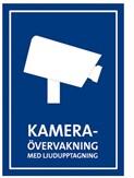 Bevakning av larm med kameraövervakning i Göteborg.