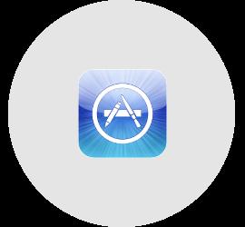 App för både iPhone och Android till ditt larm i Göteborg.